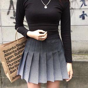 AA ombré tennis skirt